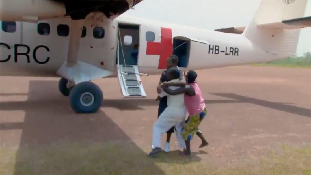 Wzruszająca kampania Czerwonego Krzyża. Jednoczą rodziny rozdzielone przez wojny i kataklizmy
