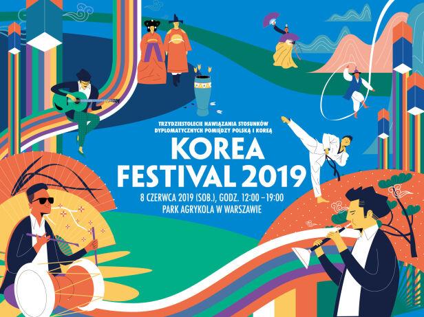 Festiwal odbędzie się w sobotę, 8 czerwca Centrum Kultury Koreańskiej