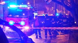 Arsenał w piwnicy na Woli. Sprawa do prokuratury