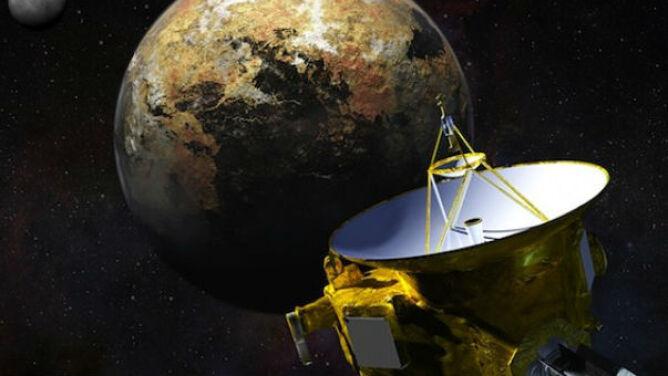 NASA odetchnęła. New Horizons działa! <br />14 lipca przeleci obok Plutona