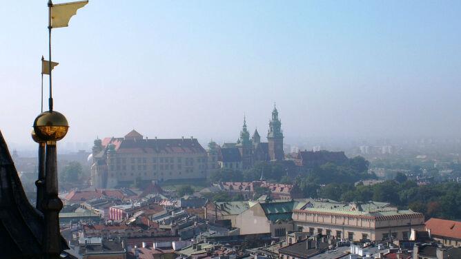 Mikroplastik w krakowskim powietrzu