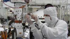 Latem na Marsie może być nawet 20 st. C!