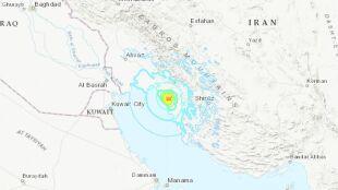Ziemia zatrzęsła się w Iranie. Są ranni, odnotowano kilkanaście wstrząsów wtórnych