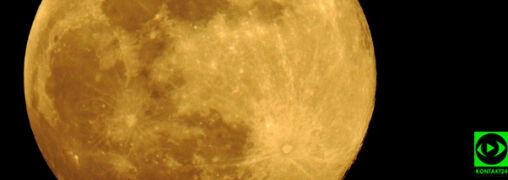 Robaczy Księżyc pożegnał zimę. Pokazaliście nam, jaki był wspaniały