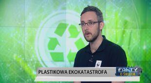 Rafał Jankowski o plastikowej ekokatastrofie