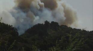 Pożary na Gran Canarii